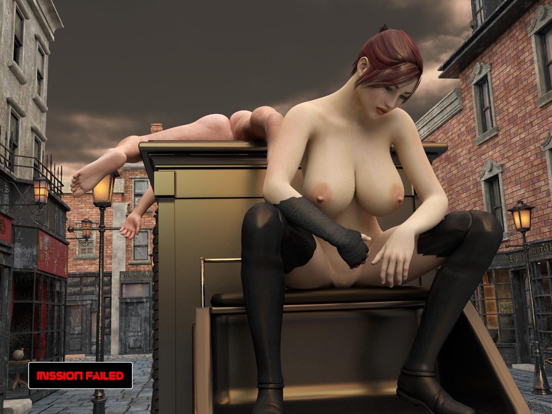 Hentia assassin girl porn porn pic