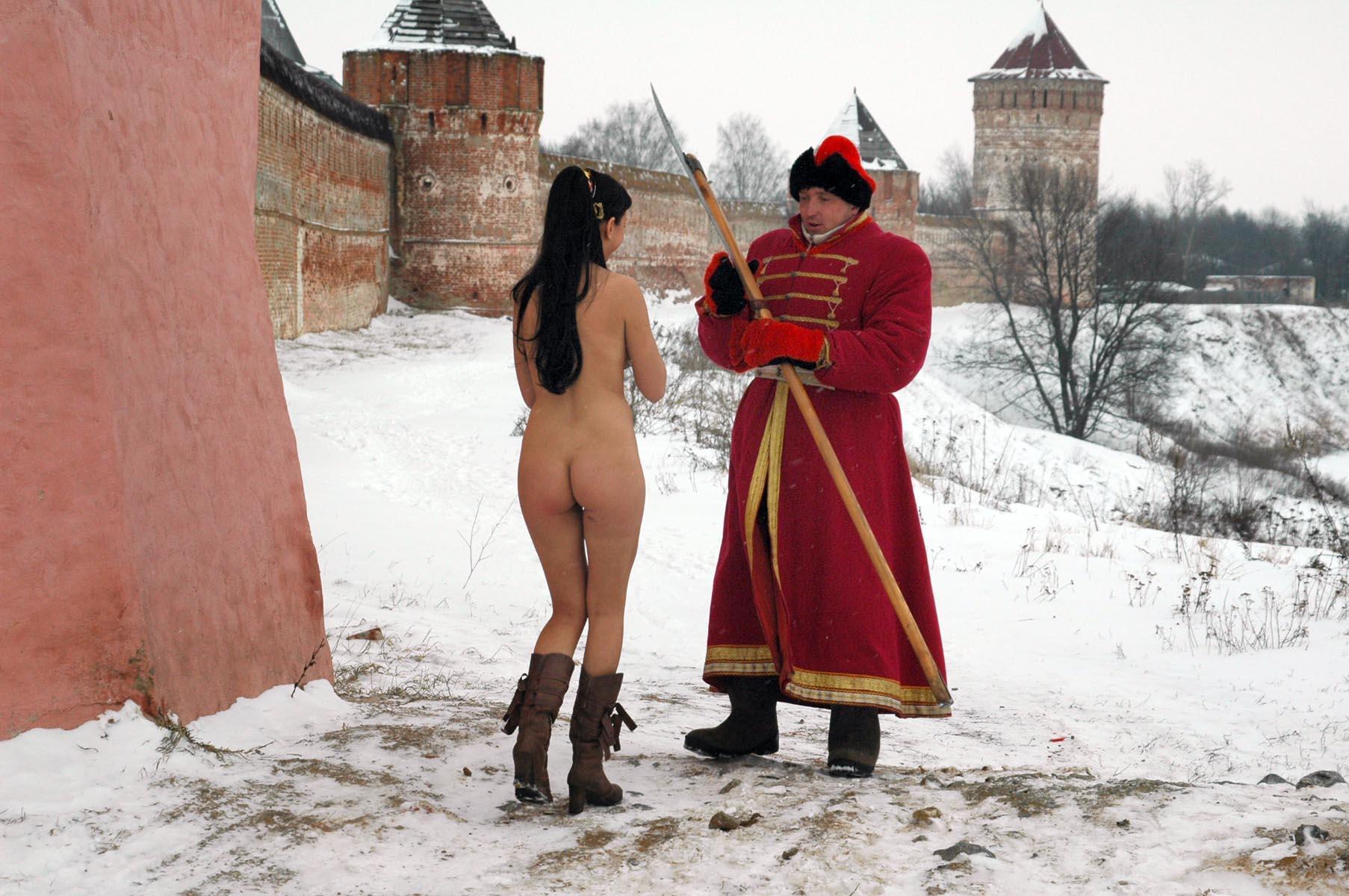 Русское порно русская зима 18 фотография