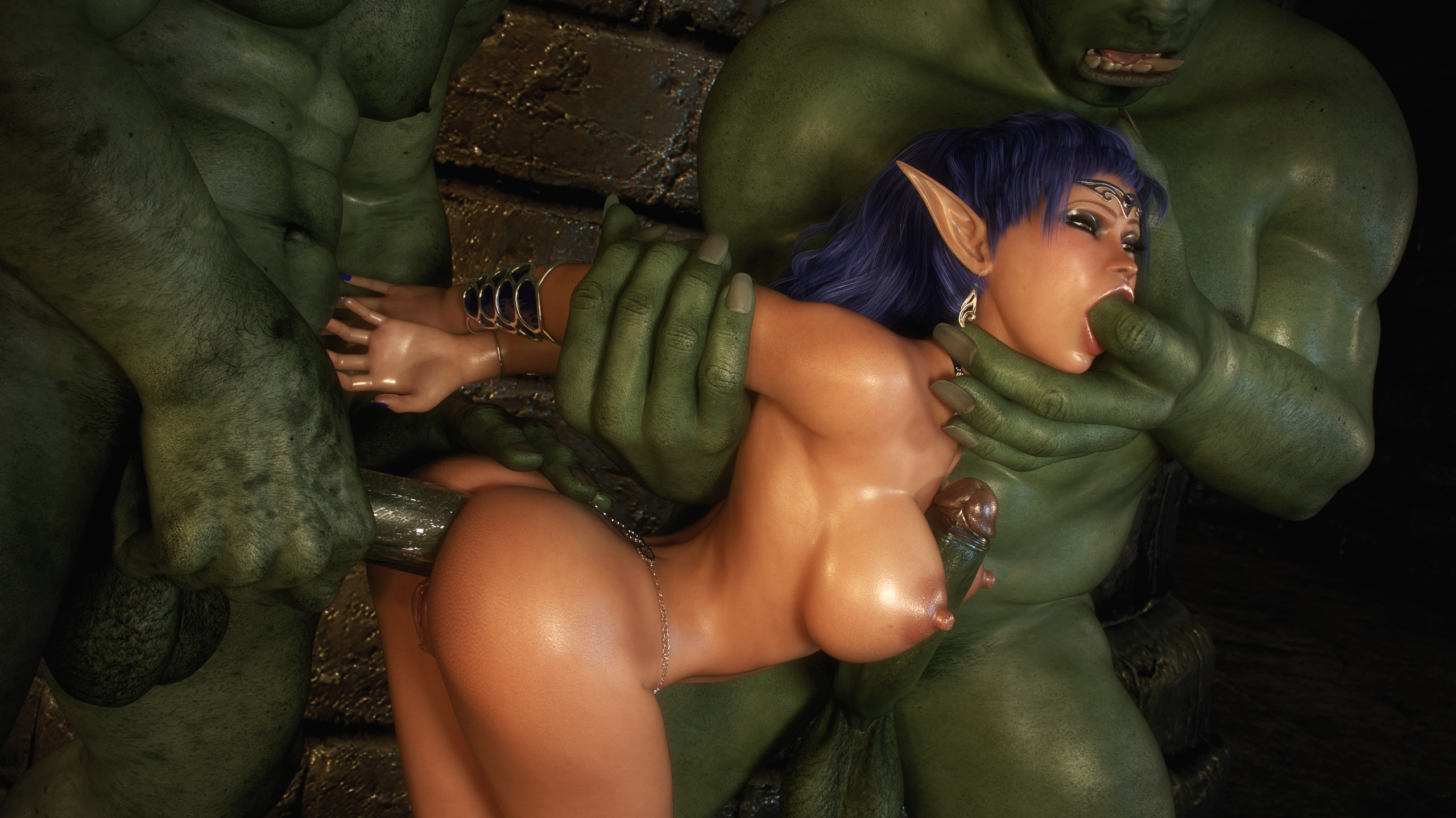 3d dungeon porn pics anime movie