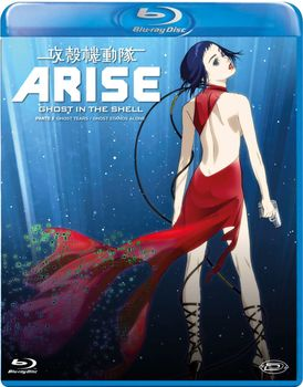 Ghost In The Shell - Arise - Parte 2 (2013) Full Bluray AVC ITA/JAP DTS-HD MA 5.1 Sub ITA DDN