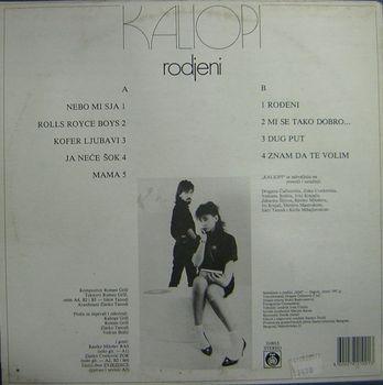 Kaliopi - Bolero Lora