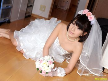 最新加勒比061414-621 CRB48 一日的新娘和先生 成宮