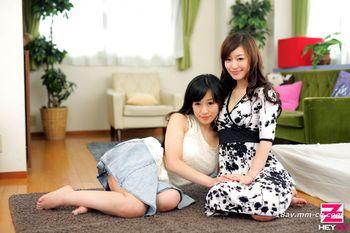 最新heyzo.com 0652 美人姊妹極上味道前篇-小野麻裡亞 - 京野結