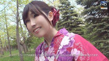 最新mesubuta 150805_983_01 戶外撮影強襲浴衣娘 島崎友紀子