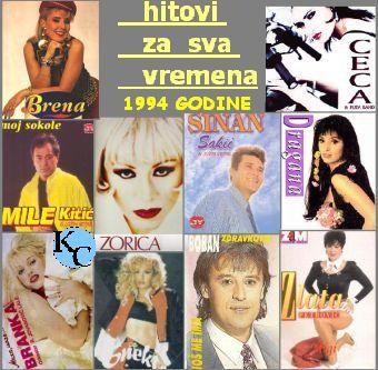 Hitovi 1994 a