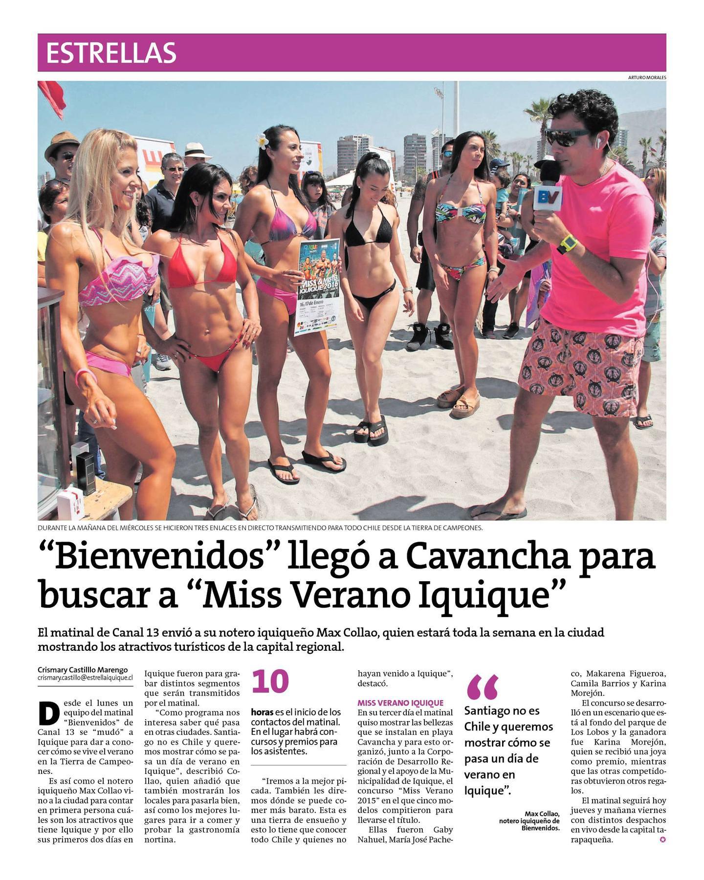 Miss Verano Iquique 2016 07