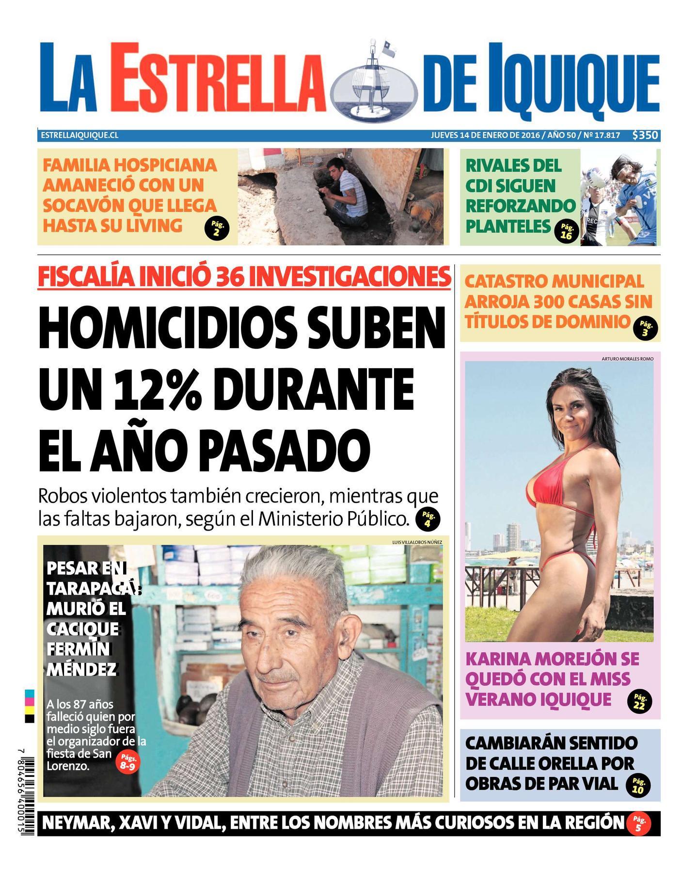 Miss Verano Iquique 2016 06