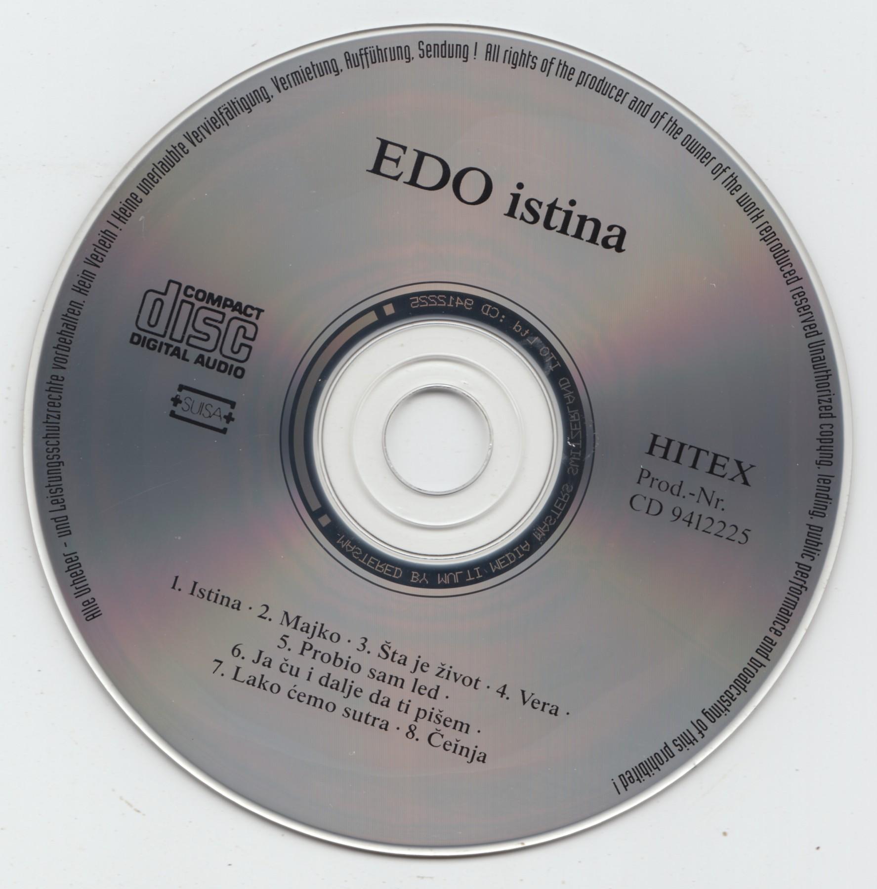 edo 1994 cd