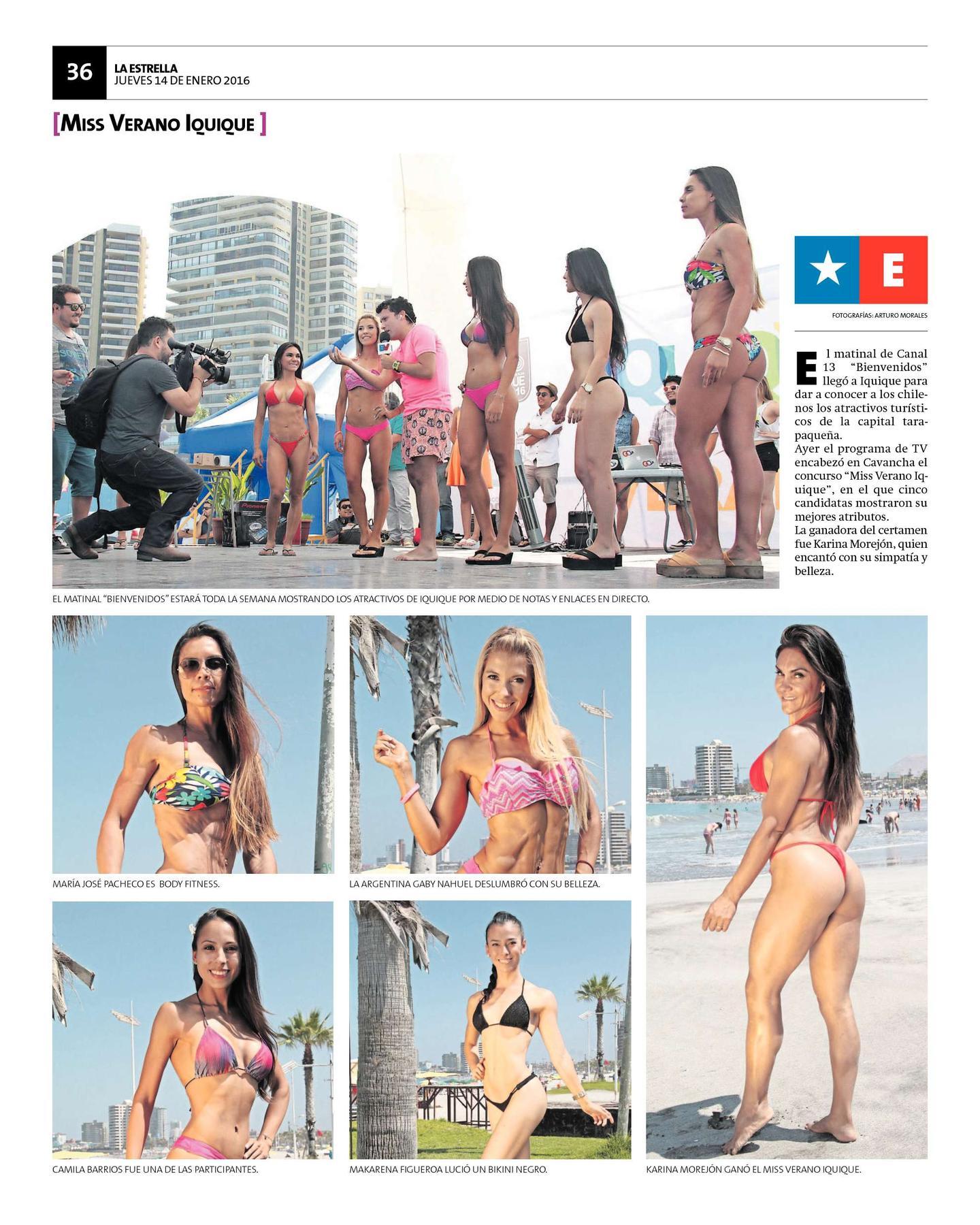 Miss Verano Iquique 2016 08